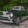 1951 Chevrolet Pose