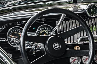 1951 Chevrolet Steering Wheel