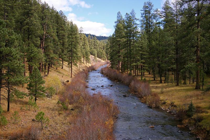 Black River below Bear Creek Trail (Oct 2006)