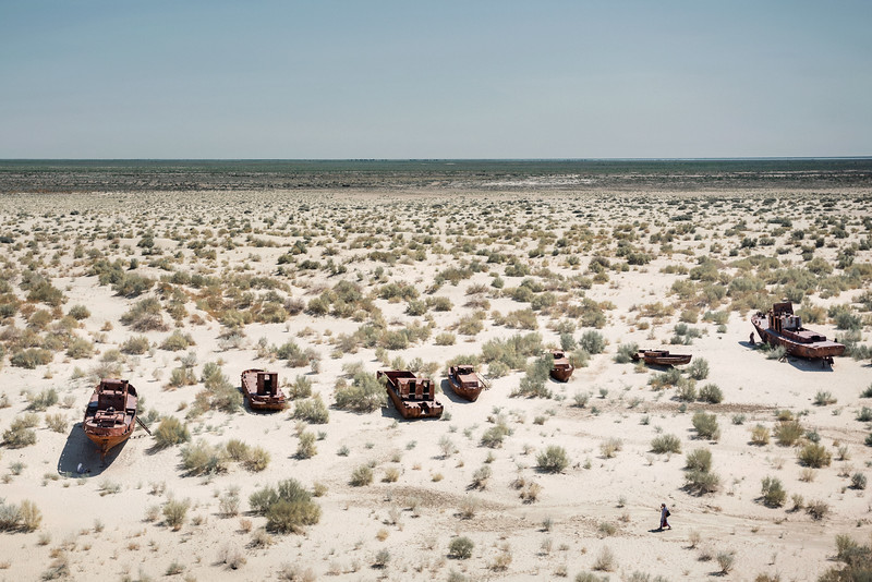 ARALKUM - A MAN MADE DESERT