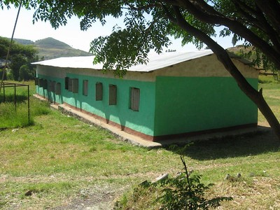 Grade 7 & 8 Classrooms and Furniture