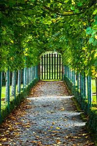 Dromoland Garden Walk