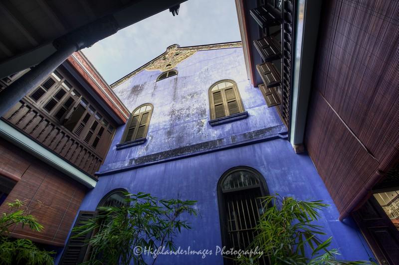 Blue Mansion, George Town, Penang