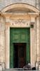 Church Door, Rome, Italy