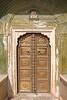 Door at Jaipur Palace, India