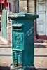 Post Box in Colombo, Sri Lanka