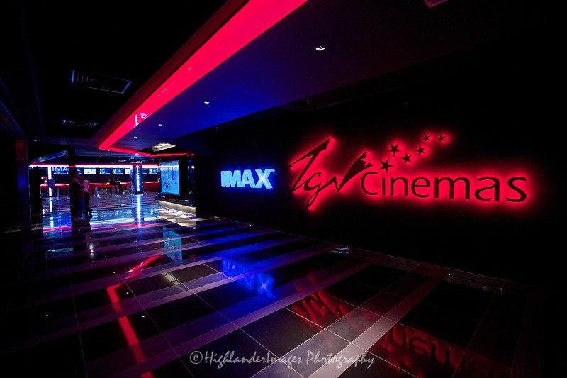 TGV Cinema, 1-Utama, Petaling Jaya, Malaysia