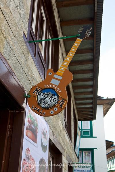 Hard Rock Cafe, Lukla, Nepal