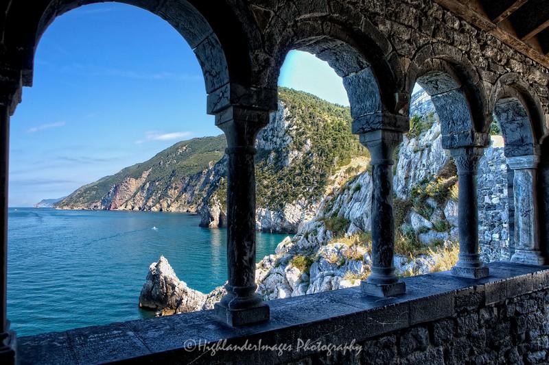 Portovenere, Cinque Terre National Park, Italy