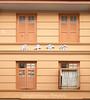 Singapore shophouse windows