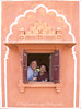 Window at Palace, Jaipur, India