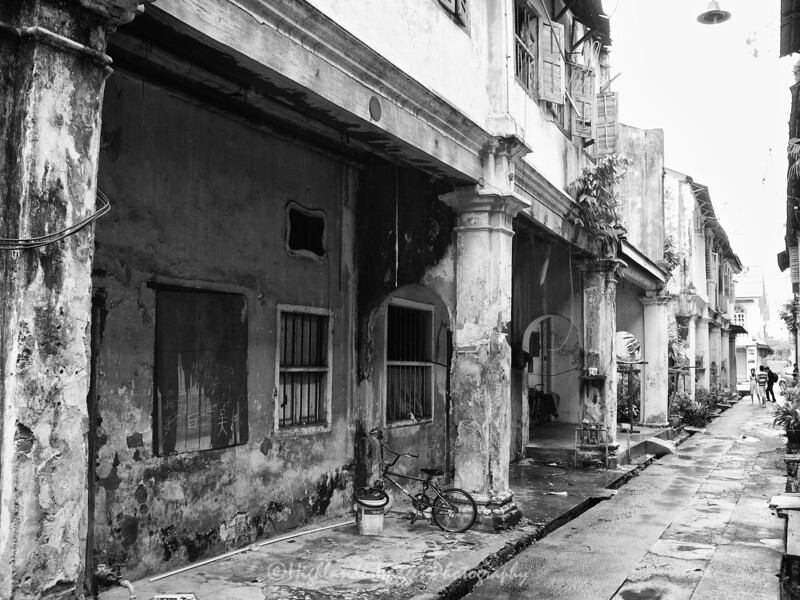 Shophouse in Ipoh