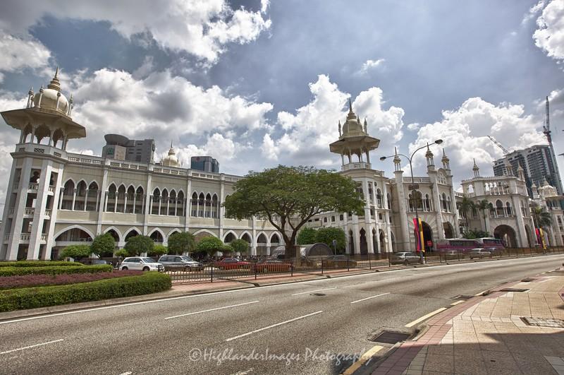 Railway Station, Kuala Lumpur