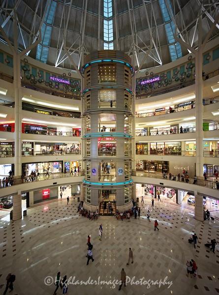 Suria KLCC, Kuala Lumpur, Malaysia