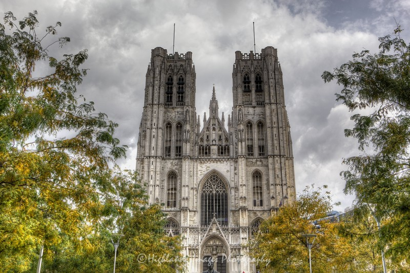 St. Michael Cathedral, Brussels