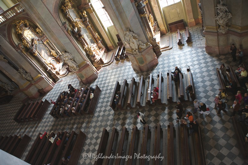St. Nicholas Chruch, Prague, Czech Republic