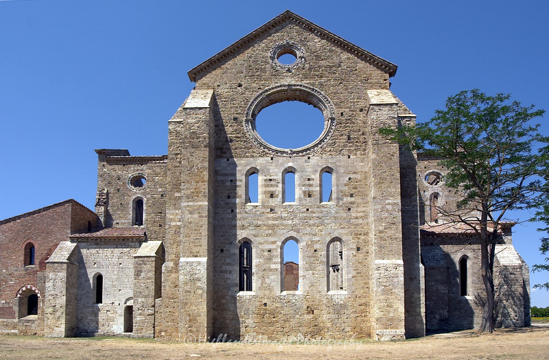 San Galgano, Tuscany, Italy