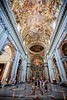 San Ignazio Church, Rome, Italy