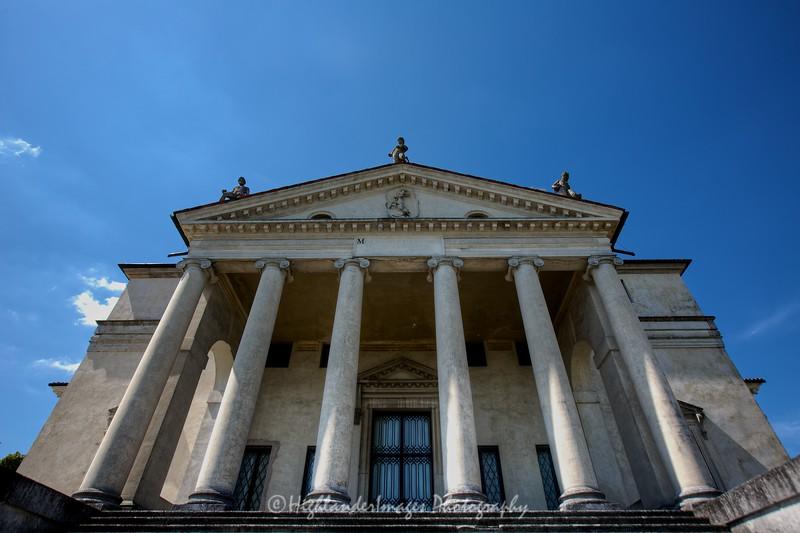 Villa La Rotondo, Vicenza, Italy