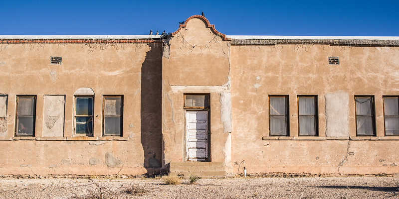 Old building, Sierra Blanca, TX (Feb 2019)