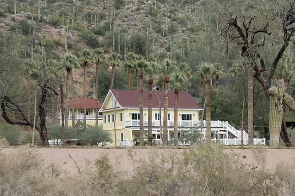 Castle Hot Springs resort, AZ (Feb 2019)