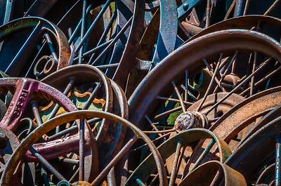 Iron Wheels -Two