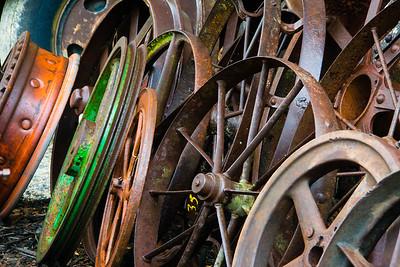 Tired Iron Wheels