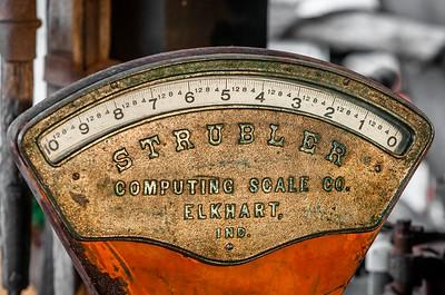 Strubler Computing Scale (Color)