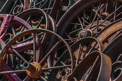 Iron  Wheels - Two