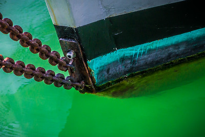 Boat Chained