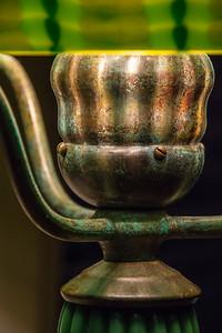 Green Orcas Lamp