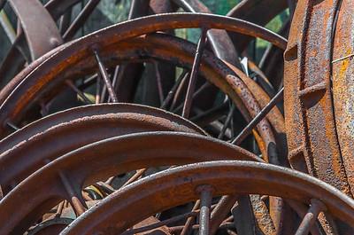 Iron Wheels - Three