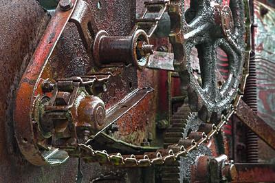 Working Gears (Color)