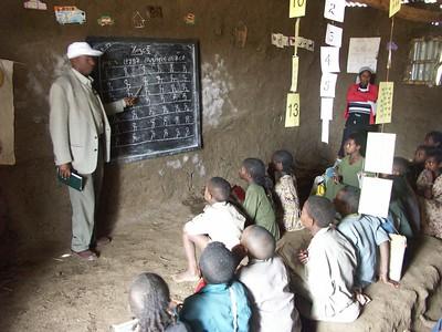New Grade 4 Classroom