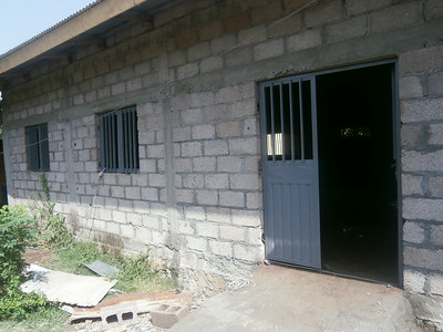 30th June - Doors and windows complete