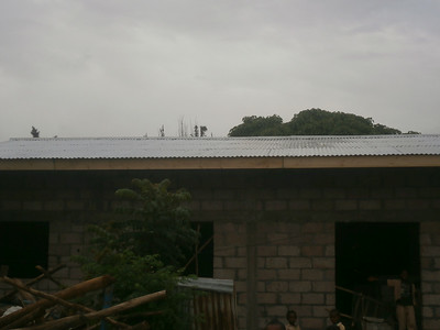 20th June - Roof complete!