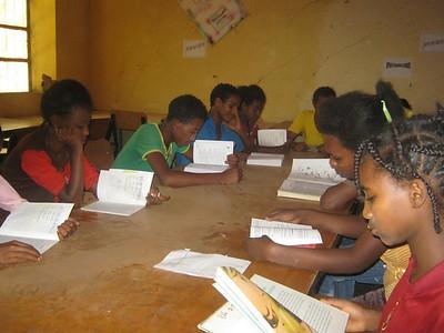 Atse Sirtse Dingil Elementary School
