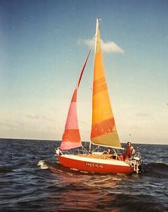 Atstek sailing