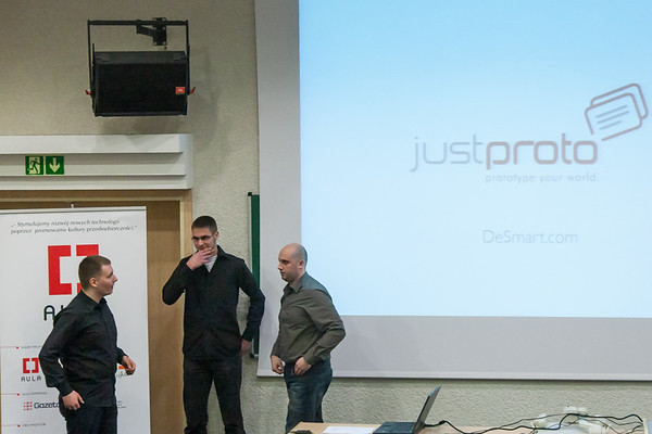 (De)Smart guys - Wojtek & Piotrek