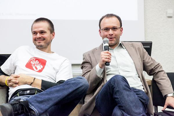 Arek & mic owner
