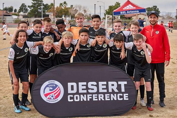 2007A Desert Premier League, Las Vegas, 02-01-2020