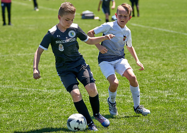 B-Elite 2007A Real Cup Game 2  vs Real Natl, 05-25-2019