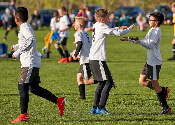 B-Elite 2007A Real Cup Game 4  vs Real Edge, 05-27-2019
