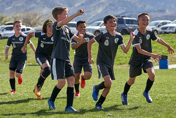 B-Elite 2007A State Cup Final vs Real Edge, 05-05-2019