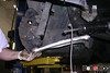 Aluminum E30M3 control arms installed\