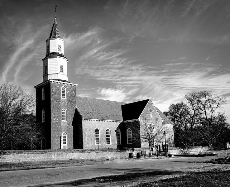 Bruton parish