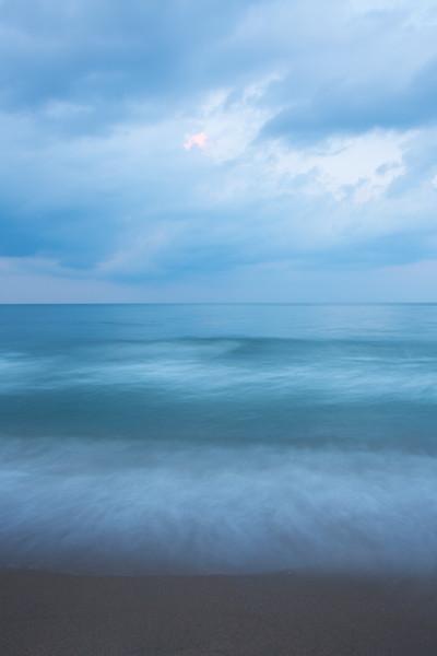 Beach Long Exposure Virginia Beach