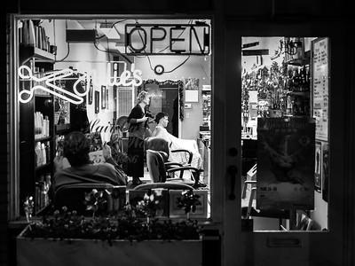 Barbershop ~ Tacoma, Washington