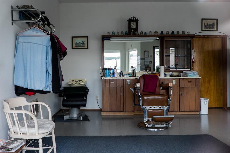 Barbershop ~ Aberdeen, Washington