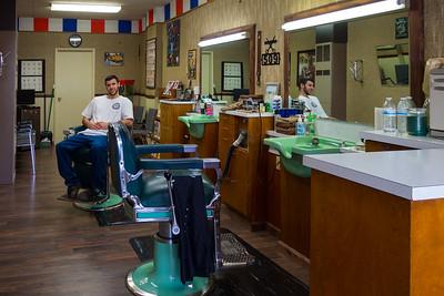 Barbershop ~ Lynden, Washington